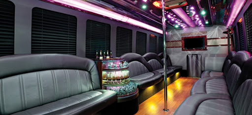 limo bus service