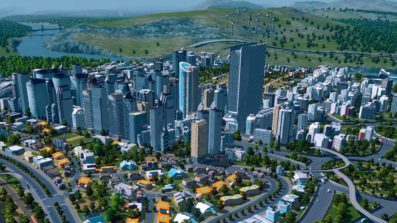 play cities skylines mac